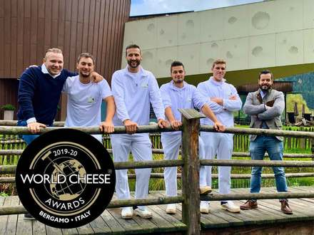 World Cheese Awards Bergamo